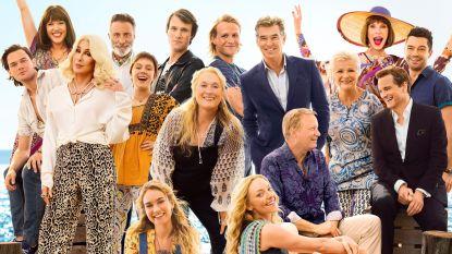 Laatste tickets voor filmvertoning 'Mamma Mia 2'