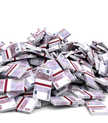 Douane neemt Surinaamse geldzending van 19 miljoen euro in beslag