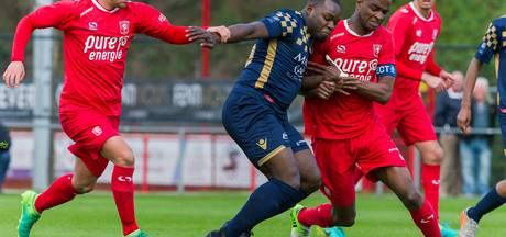 Degradatieploeg Jong FC Twente boekt ruime zege op De Treffers