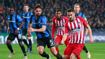 LIVE. Kan Club Brugge de Madrilenen ook in de tweede helft het scoren beletten?