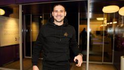 """Van Holsbeeck legt uit waarom transfer van Mitrovic is afgesprongen: """"Financiële afhandeling niet verlopen zoals ik dacht"""""""