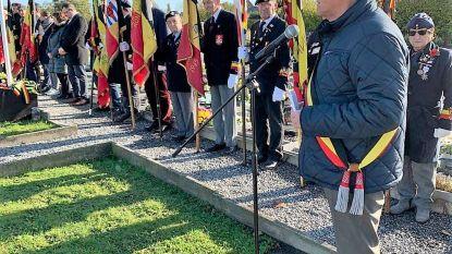 Kortenaken en Oplinter houden het even stil op herdenkingsmomenten Wapenstilstand