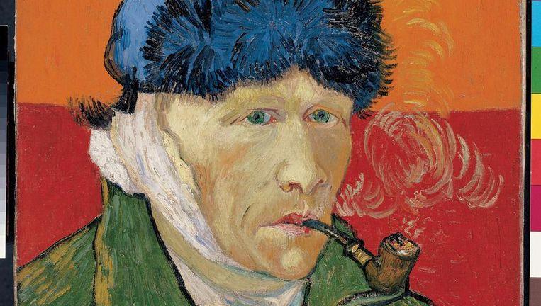 Uit de tentoonstelling: Van Goghs oor - Van Gogh Museum. Beeld