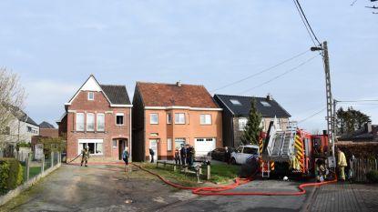 Veranda en keuken lopen aanzienlijke schade op na kortsluiting