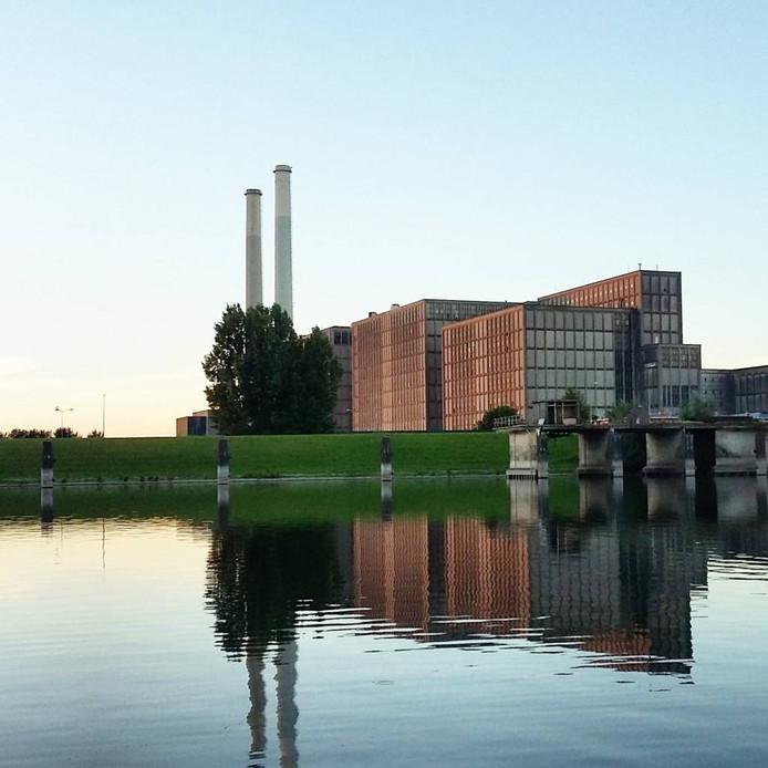 De IJsselcentrale, ook wel Harculo genaamd. Foto Janske Mollen