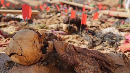 Massagraf met tientallen Koerdische slachtoffers van Saddam Hoessein ontdekt in Irak