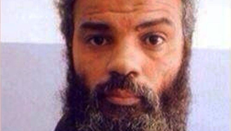 Ahmed Abu Khattala, verdachte van de aanslag op het Amerikaanse consulaat in Libië in 2012. Beeld ap