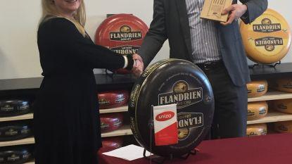 Unizo kent HIB-label toe aan Flandrien Kaas