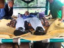 Hoe Jannie (64) ondanks locked-in syndroom tóch kan bewegen: 'Ze geniet, dat zie ik in haar ogen'
