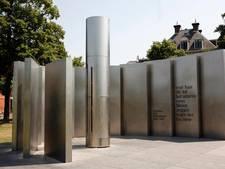 Herdenking Ravensbrück op het Museumplein