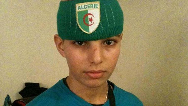 Adel Kermiche op jongere leeftijd