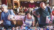 Beurs voor tweedehands boeken in 't Pensionaat