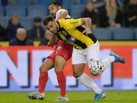Tegenvaller bij Vitesse: Tannane tot winterstop uit de roulatie