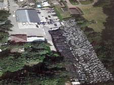 Miljoenen kilo's kunstgras van TUF Recycling liggen door blunder nog steeds illegaal in Hedel opgeslagen