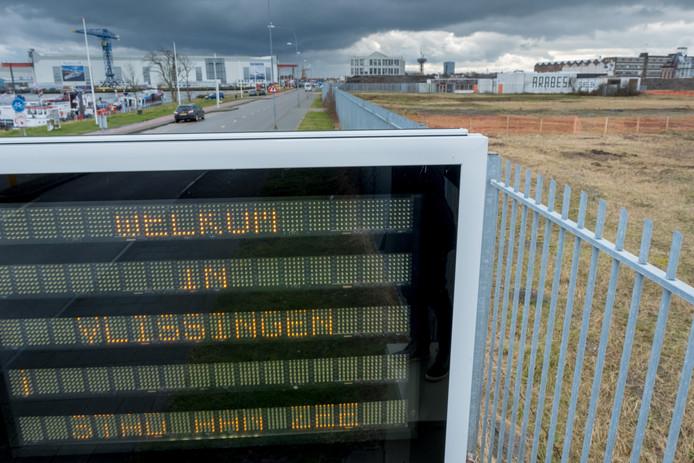 Welkom in Vlissingen, een verdeelde stad.
