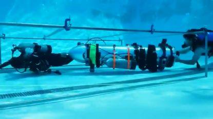 Elon Musk test miniduikboot om Thaise voetballertjes te redden