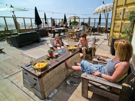 De Pit in top 10 van beste strandtenten van Europa