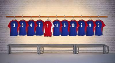 Kleedkamersubsidie voor Drimmelense sportclubs