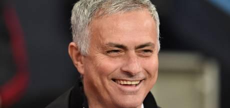 Opvallend milde Mourinho wil niet dezelfde fouten maken als bij ManUnited
