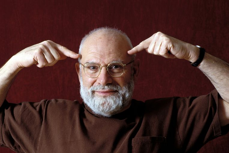 Oliver Wolf Sacks (1933 - 2015) Beeld Getty Images