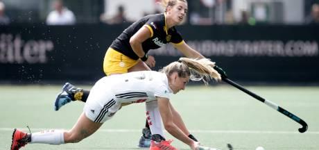 HC Den Bosch onttroond: hockeysters Amsterdam pakken de landstitel