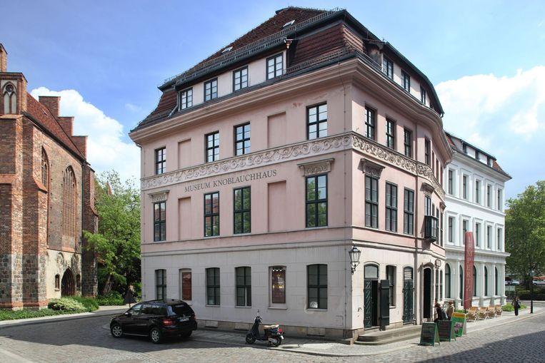 Knoblauchhaus. Beeld Michael Setzpfandt