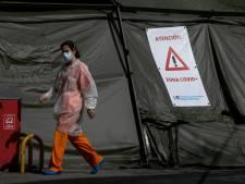 Recul du nombre de décès en 24 heures en Espagne