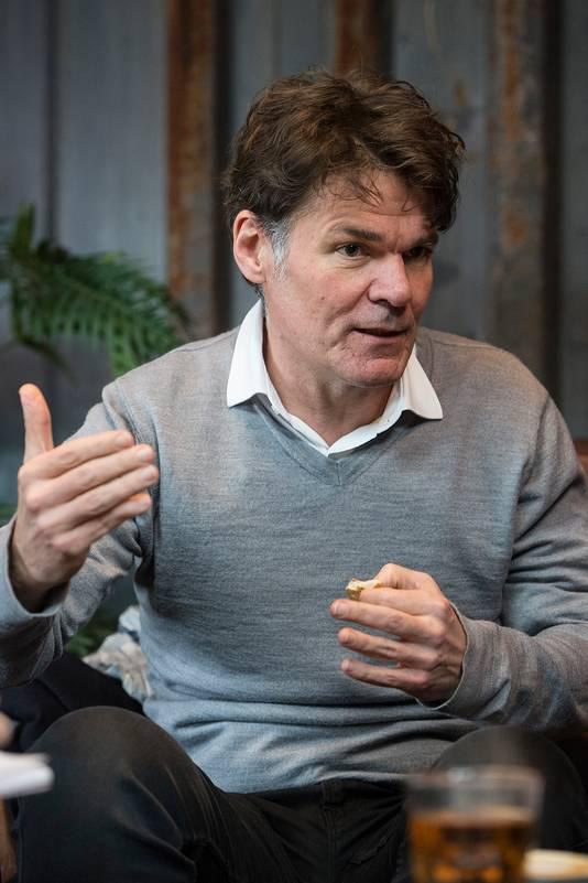 09-03-2019 BREDA : Paul Depla ....debat over gebruik xtc...