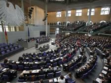 Hoe kiezen de Duitsers hun parlement?