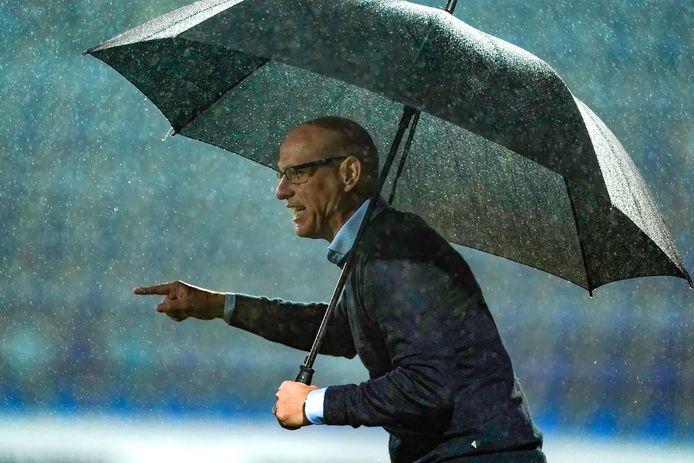 TOP Oss-coach Klaas Wels.