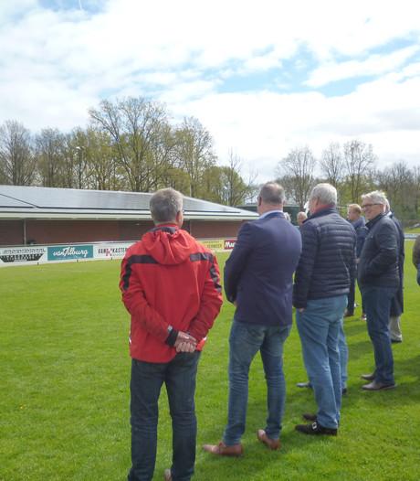 Zonnepanelen kroon op het werk bij voetbalvereniging Avanti'31