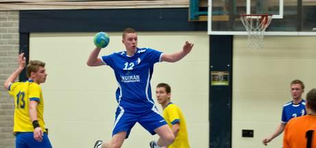 Handballers HV Huissen schakelen tweededivisionist uit