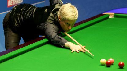 Robertson vlot voorbij Murphy naar kwartfinales op WK snooker