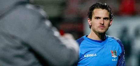 Mental coach helpt NEC-keeper Alblas weer op de been: 'Kom op, zeg'