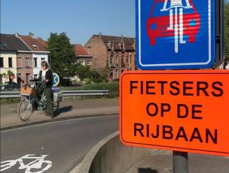 Vaartdijk en Auwegemvaart worden definitief fietsstraten