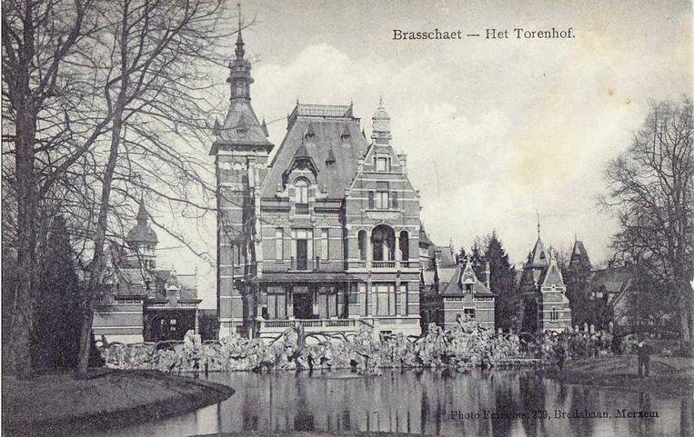 Kasteel Torenhof in Brasschaat wordt het decor voor de Hollywoodfilm 'Miss Peregrine's Home for Peculiar Children'.