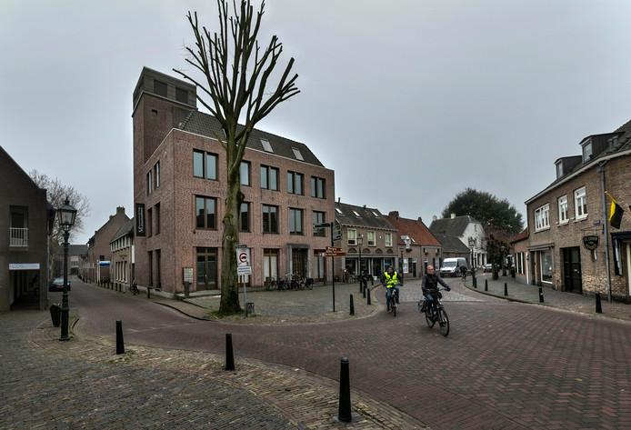 In het voormalige Lebropand aan de Koestraat in Oirschot komen 7 ruime appartementen