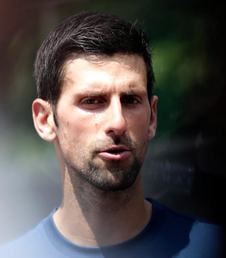 """Djokovic répond aux propos polémiques de Kyrgios: """"C'est une bonne personne"""""""