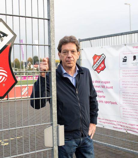 Voorzitter van Hengelose Tubantia: 'KNVB, help ons! Gooi alle wedstrijden eruit'