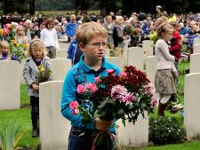 Indrukwekkende herdenking Slag om Arnhem