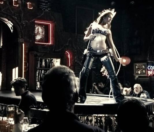 "Jessica Alba dans ""Sin City"""