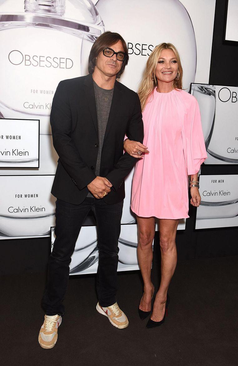 Mario Sorrenti en Kate Moss