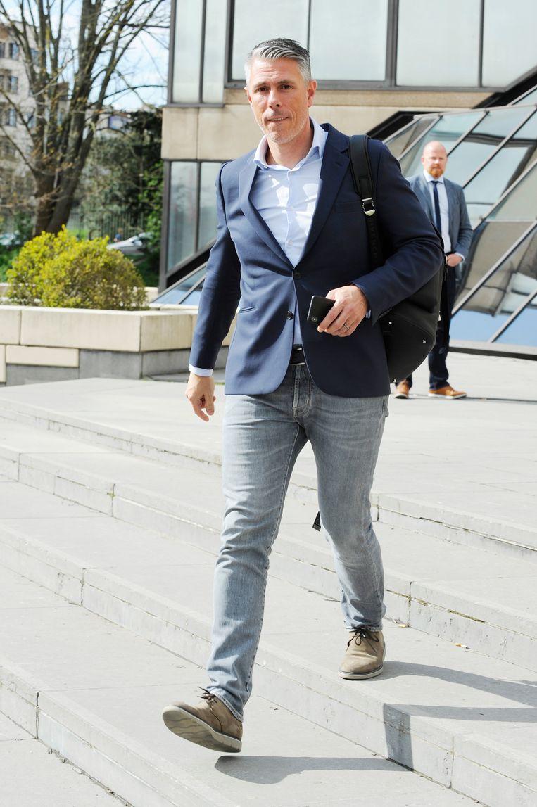 """Michael Verschueren vertegenwoordigde Anderlecht vorige week op de bond. """"Komt goed"""", was de teneur. Er waren vooral vragen over de kapitaalsverhoging van 35 miljoen en de toekomst van Anderlecht zonder Europese inkomsten."""