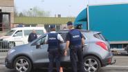 Grote drugs- en verkeersactie aan grens in Voeren