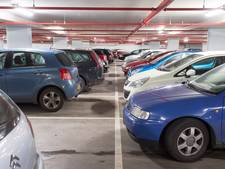 'Lot' scheurtjes parkeergarage Epe onbekend