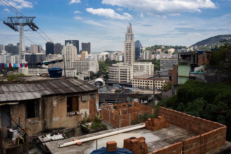Favela da Providência, Rio de Janeiro.