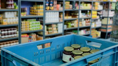 Nieuw verdeelcentrum voor voedselpakketten in Laken