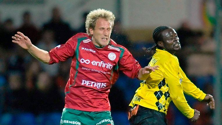 Stijn Meert had het als speler naar zijn zin bij Essevee en blijft ook als beloftencoach trouw aan boord.
