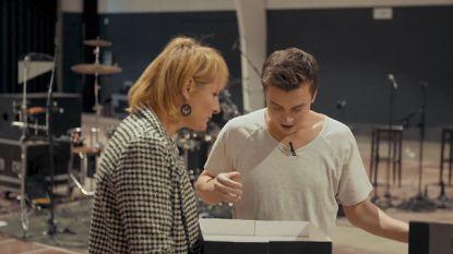 Bake My Day: Niels Destadsbader krijgt lievelingstaart van Sofie Dumont voor zijn dertigste verjaardag