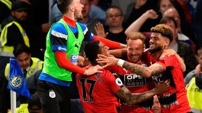 Depoitre houdt Huddersfield in Premier League